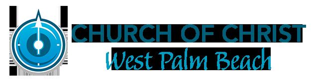 West Palm Beach church of Christ