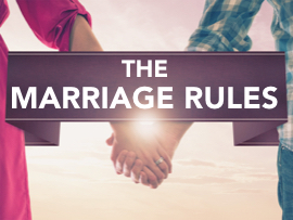 The Marriage Rules