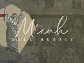 Micah Bible Study